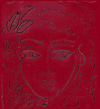 Lydia L Kramer - Face Red