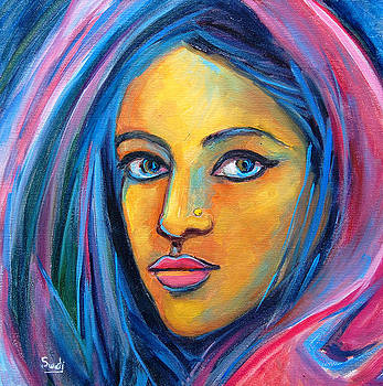 Face by Swati Jadhav
