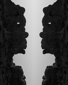 David Gordon - Face to Face III BW