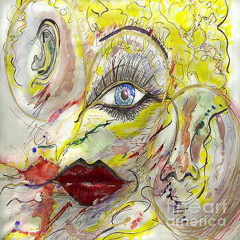 Face by Vera Laake
