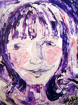 Faces 2 by Jenni Walford