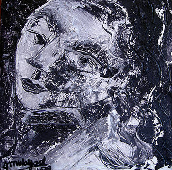Faces 5 by Jenni Walford