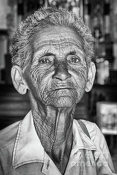 Wayne Moran - Faces of Cuba The Woman in Need