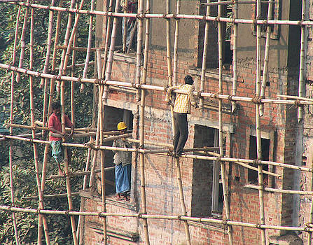Faces of India - High Rise by Steve Rudolph