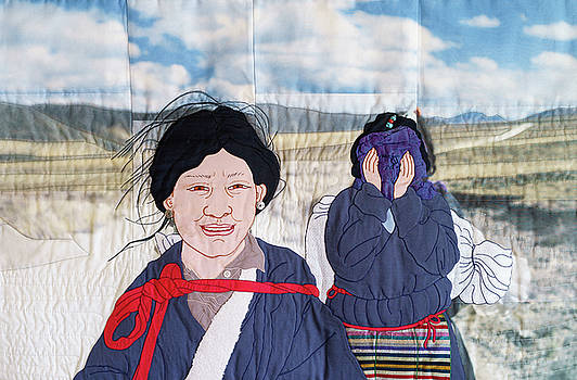Faces of Pilgrimage by Leslie Rinchen-Wongmo