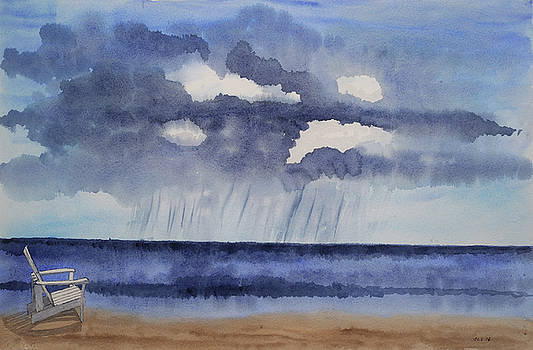 Facing Stormy Weather by Cynthia Schoeppel