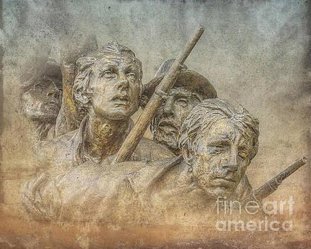 Facing the Fire Gettysburg by Randy Steele