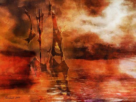 Fade to Red by Stefano Popovski