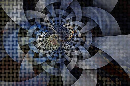 Faded weave by Jeff Swan