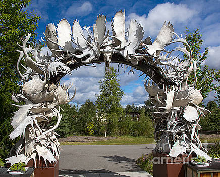 Fairbanks Arch by Robert Pilkington