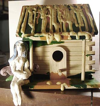 Fairie House by Ariel Rose