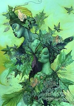 Fairies by Bernadett Bagyinka