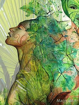 Fairy by Bernadett Bagyinka