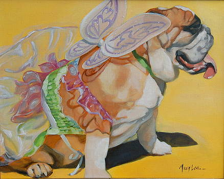 Fairy Dog Mother by Mary Leslie
