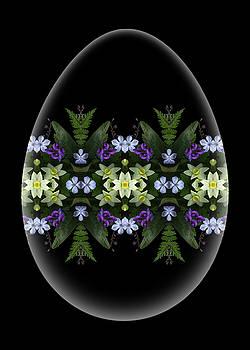 Marsha Tudor - Fairy Egg Blue
