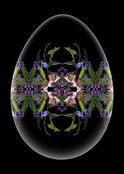 Marsha Tudor - Fairy Egg Purple