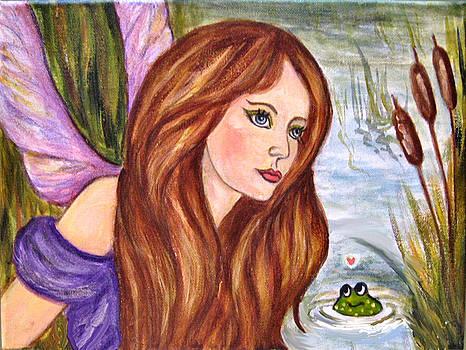 Fairy by Frances Gillotti