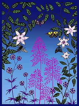 Robert Bissett - Fairy Garden by Tarra Light