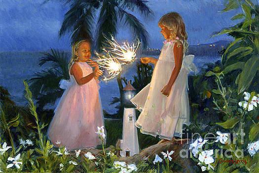 Candace Lovely - Fairy Garden Sparklers
