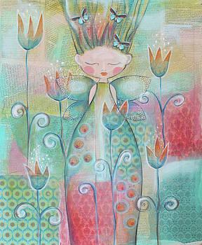 Fairy in the Mist by Johanna Virtanen