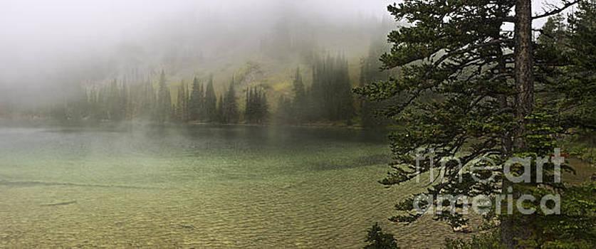 Fairy Lake Montana by Matt Tilghman