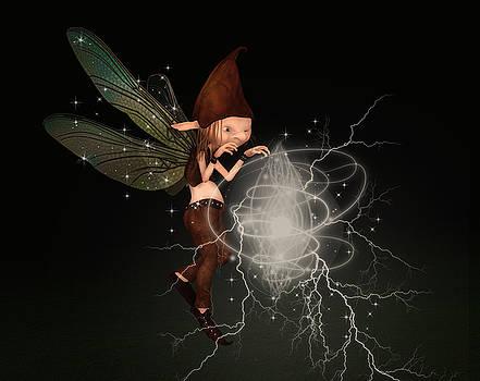 Fairy Magic by Solomon Barroa