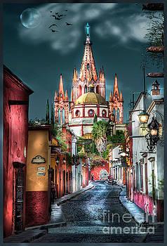 Fairy Tale Street by Barry Weiss