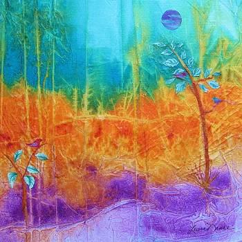 Fairy Tale Woods by Laura Nance