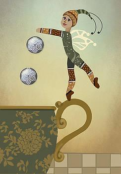 Fairy Tea Cup by Lee DePriest
