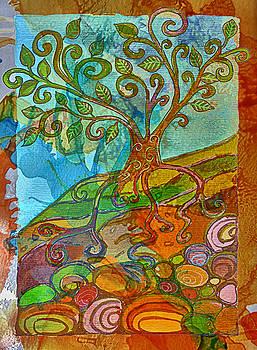 Fairy tree #1 by Kalemandra