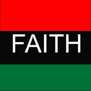 Faith by AJ Walker