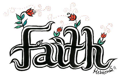 Faith by Amber Hadden
