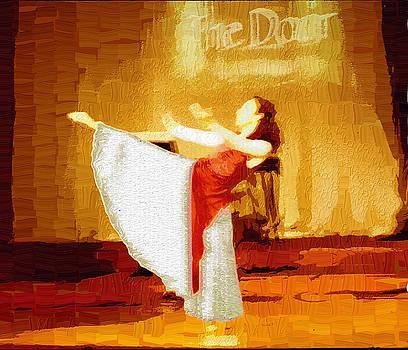 Faith Dancer by Jackie Sampers-Kilby