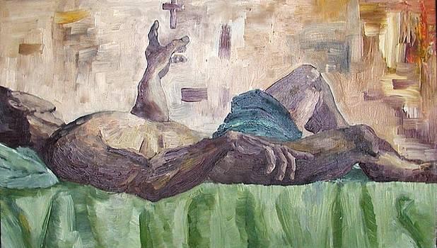Faith Is Healling by Ciocan Tudor-cosmin