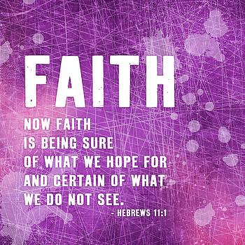 Faith by Shandra Aho