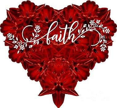 Faith Tee by Edward Fielding