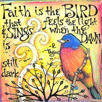 Faith by Vickie Hallmark