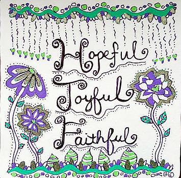 Faithful by Carole Brecht