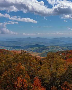 Chris Coffee - Fall Along the Blue Ridges