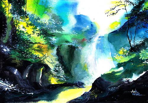 Fall by Anil Nene