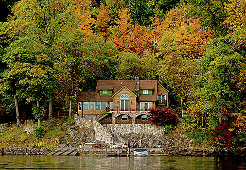Fall at Candlewood by TJ Baccari