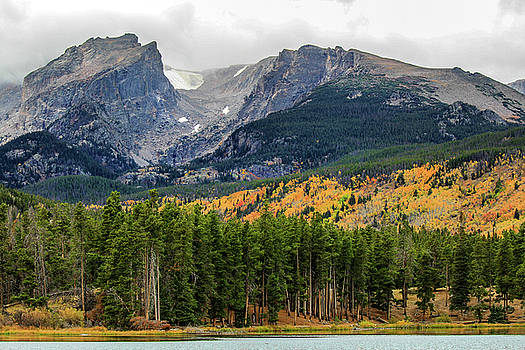 Fall At Sprague Lake by Juli Ellen