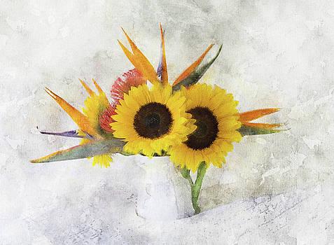 Fall bouquet by Sue Collura