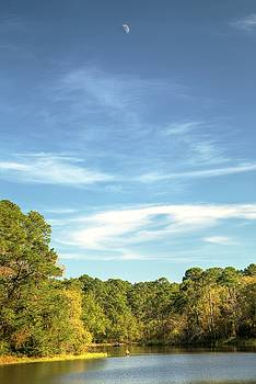 Fall Colors in Southeast Texas by Bonnie Davidson