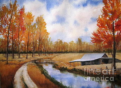 Fall Colors by Shirley Braithwaite Hunt