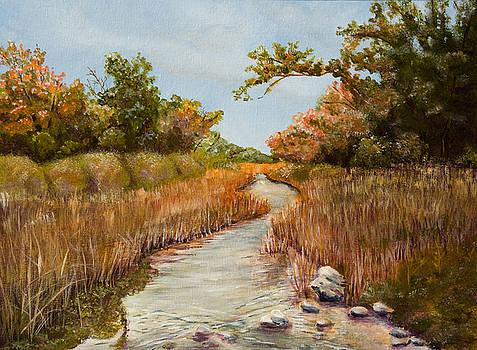 Dorothy Riley - Fall Creek