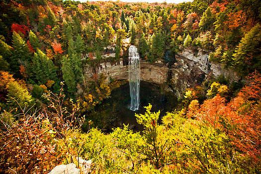 Fall Creek Falls by Paul Bartoszek