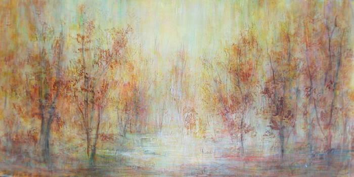 Fall Day by Bonnie Bardos