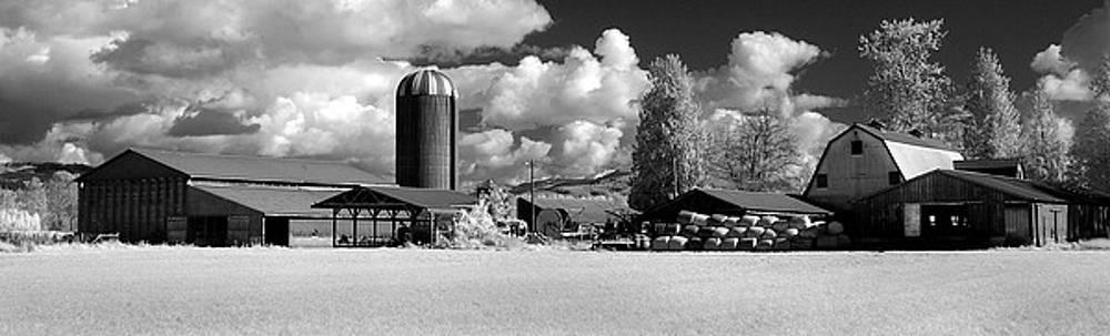 Bill Kellett - Fall Day Farm