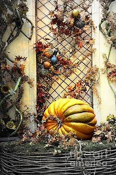Fall Decoration by Kathleen Struckle